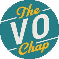 Liam GerrardVoiceover Chap favicon logo